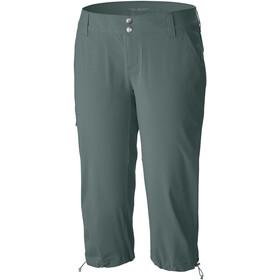 Columbia Saturday Trail II - Pantalones cortos Mujer - verde